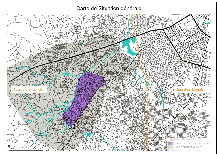 Collaborative mapping on OpenStreetMap in support of an
