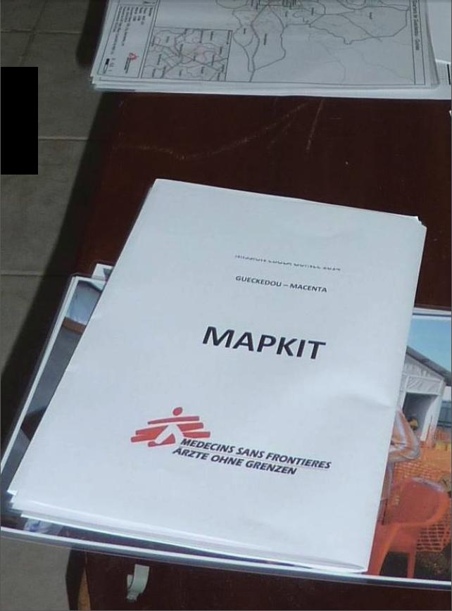 MSF mapkit