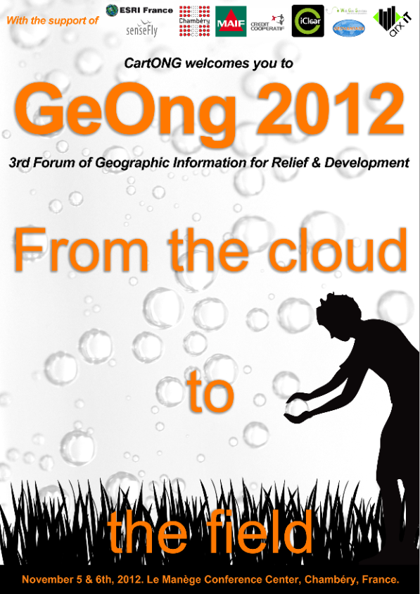 Poster GeOnG 2012
