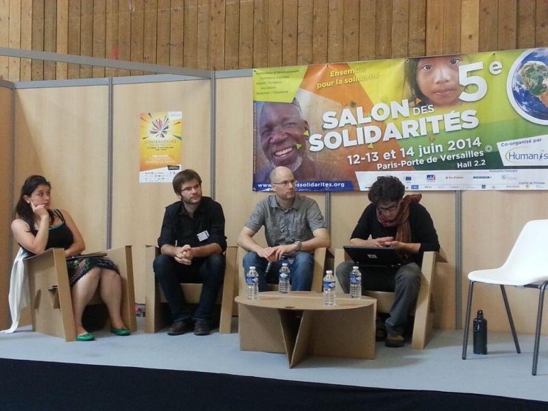 Photo Conférence Volontariat numérique